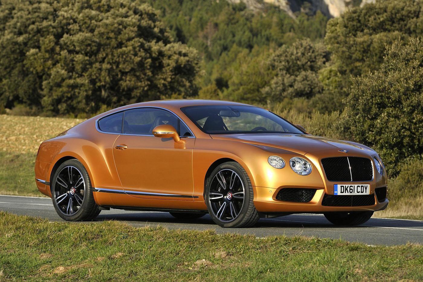 Bentley Continental GT 1 edycja