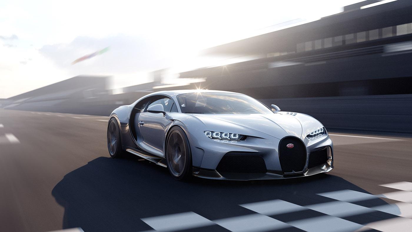 Bugatti Chiron Super Sport – gotowy na 500 km/h!