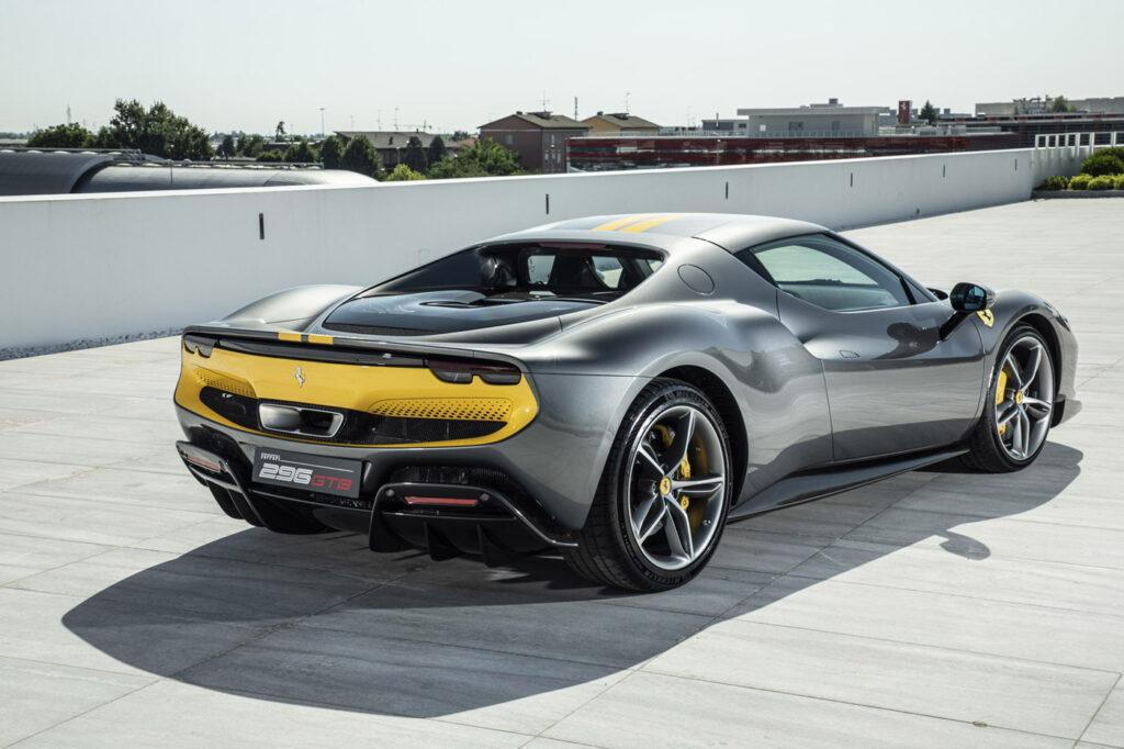 Ferrari 296 GTB Fiorano
