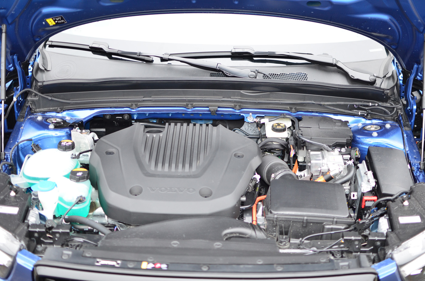 Volvo XC40 T5 Twin Engine Silnik