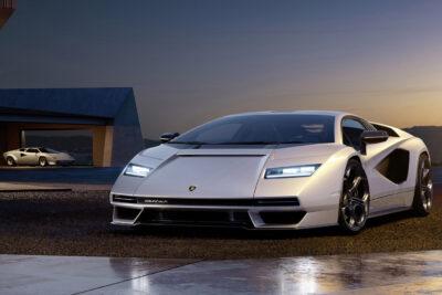 Lamborghini Countach LPI 800-4 – niespodziewany powrót legendy