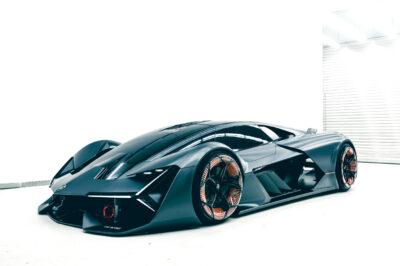 Lamborghini Terzo Millennio – wizja przyszłości z San't Agata.
